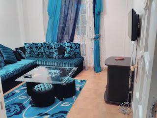 شقة مفروشة للايجار بالتجمع الخامس بالقاهرة الجديدة