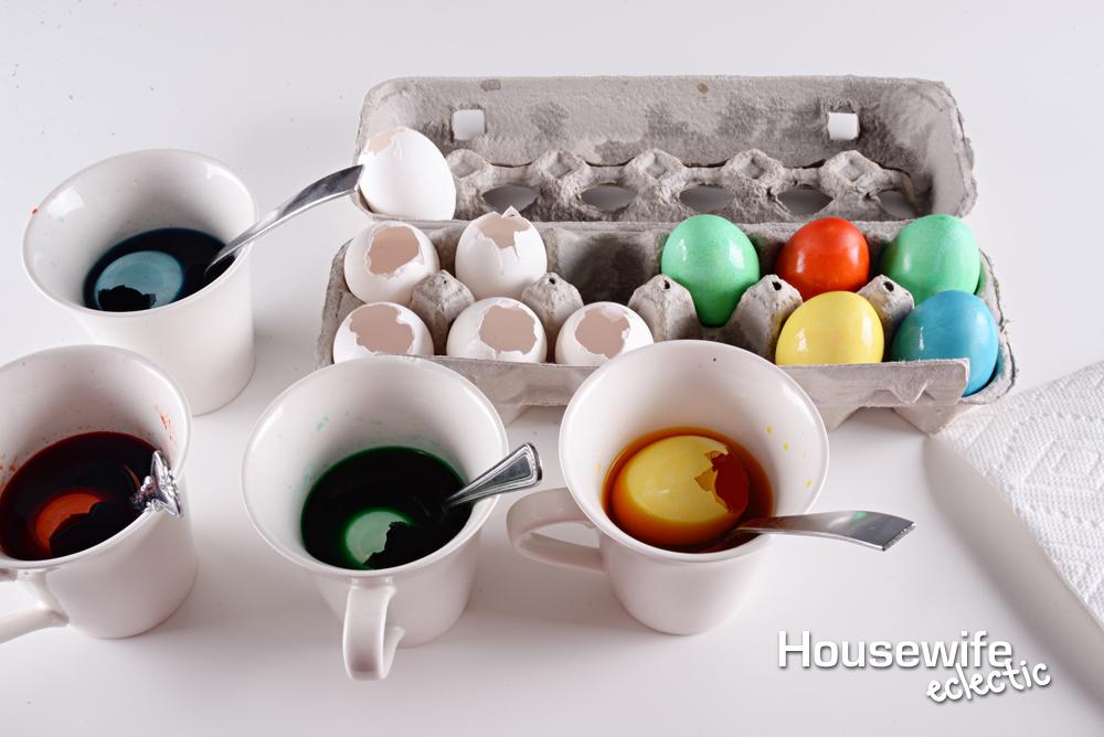 how to make egg white glue