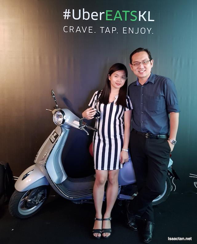 UberEATS Is Here In Malaysia! Jom Makan