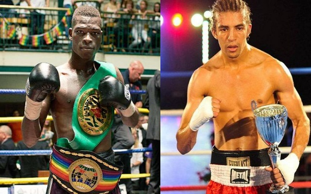Ghana's Commey is the new WBC International Lightweight Champion