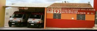 Prefeito de Picuí encontra ambulâncias do SAMU quebradas, herança da administração passada