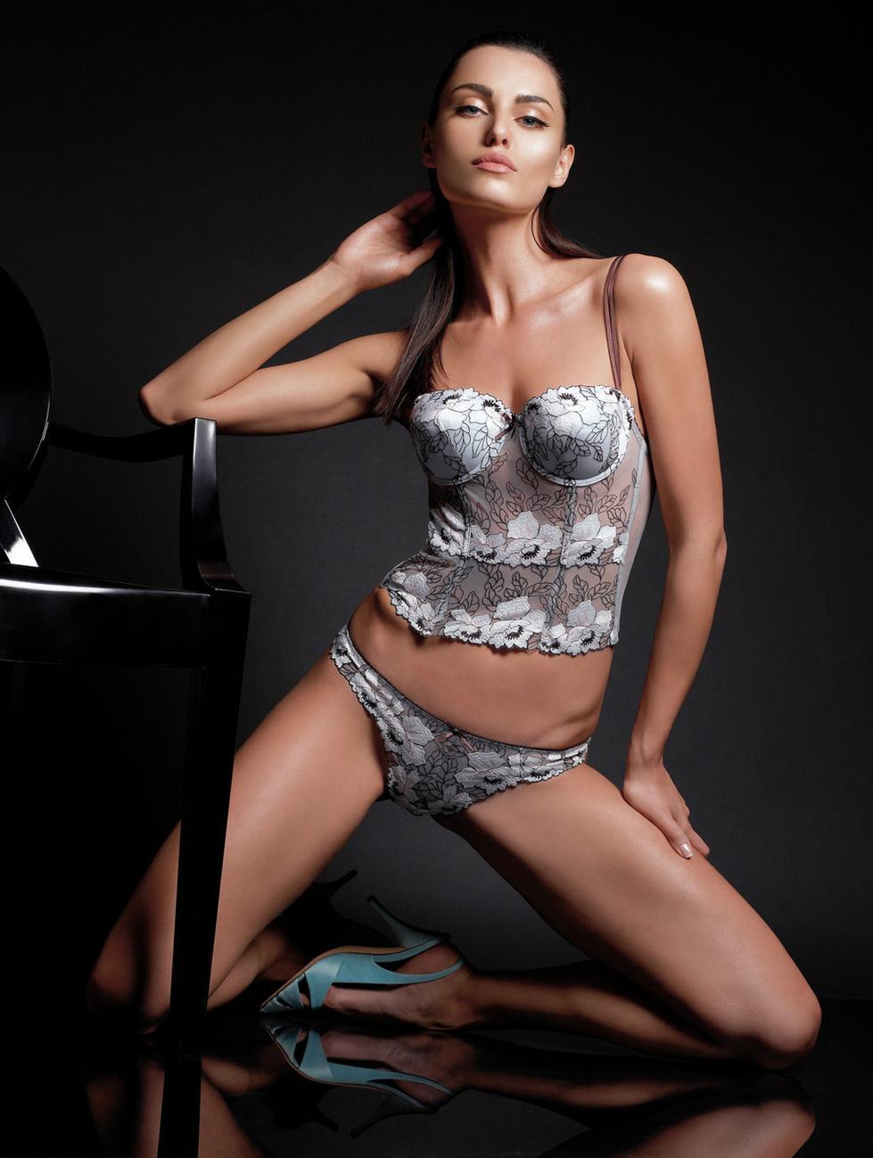 Lingerie Models Catrinel Menghia-6766