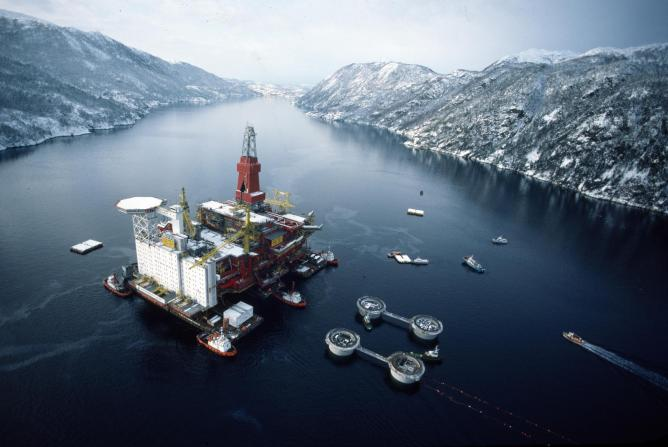 Norway Refused Its Support For Drilling Oil In The Arctic