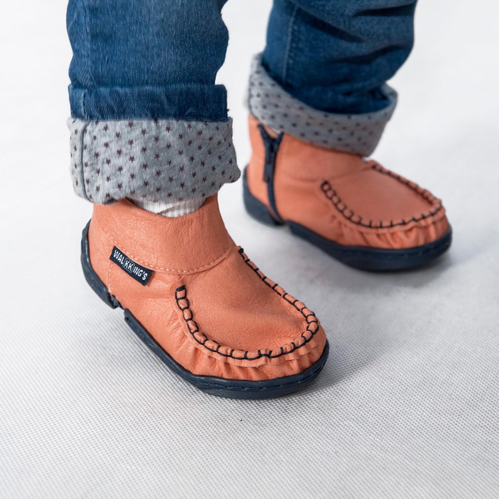 jakie buty do nauki chodzenia kupić