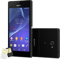 flashing Sony Xperia M2 Dual D2302