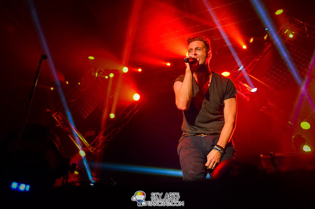 Ryan Tedder - OneRepublic Native Live in Malaysia 2013 @ Sunway Lagoon