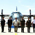 Philippine Airforce receive first C-130T from US
