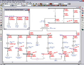 ETAP TUTORIALS: LOAD FLOW ANALYSIS | Power Quality In Electrical Systems