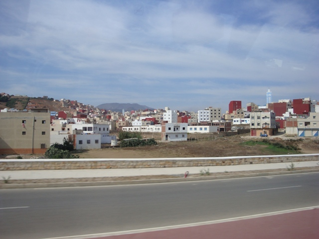 Maroko, travelling