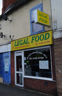 Legal Food in Lincoln