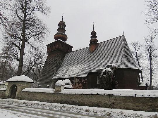 Kościół św. Marii Magdaleny - Muzeum im. Władysława Orkana.