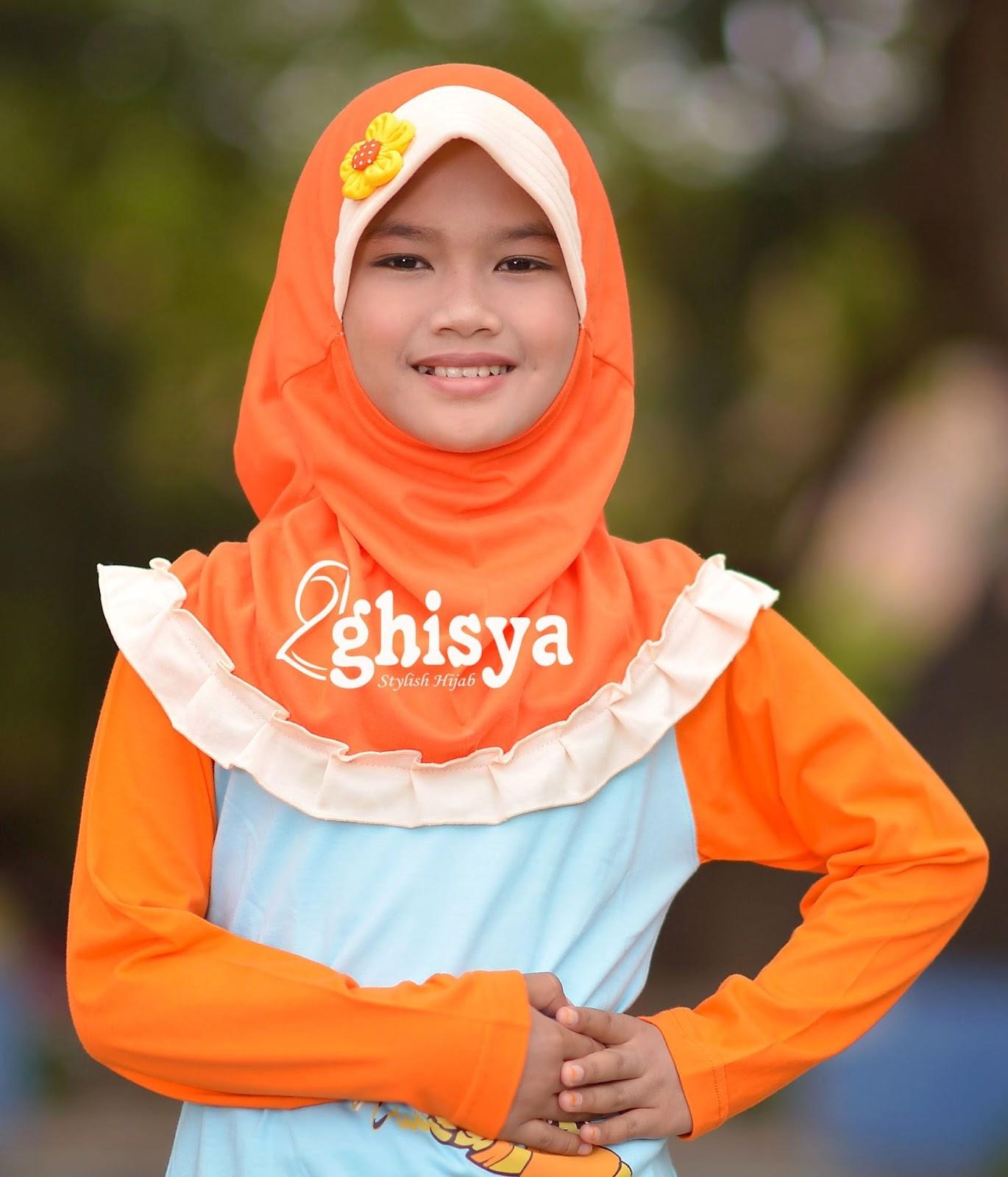 Grosir Hijab Kaos 0856 4545 1510 Jilbab Anak Lucu Anti GerahKini