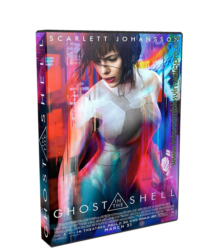 La Vigilante del Futuro poster box cover