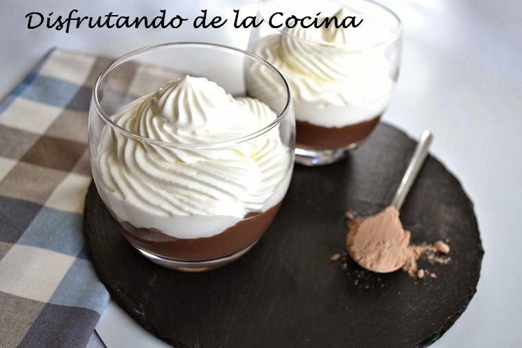 DALKY DE CHOCOLATE AL MICROONDAS