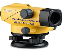 Automatic Level / Waterpass Topcon AT-B3 Mode 28x Perbesaran