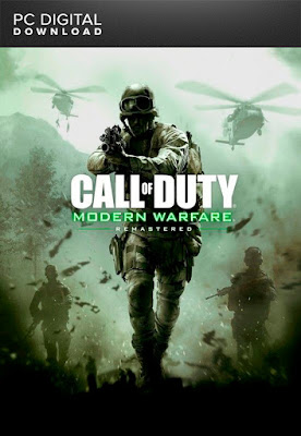 Call of Duty: Modern Warfare Remastered PT-BR + CRACK PC Torrent