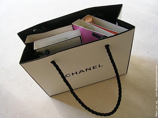 Chanel Spring 2010 Makeup - Les Perles de Chanel - Haul