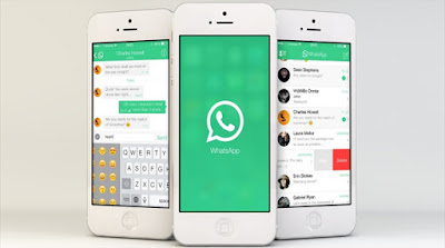 application whatsapp pour iphone