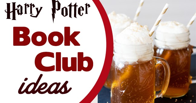 Harry Potter Book Club : Harry potter book club ideas overstuffed