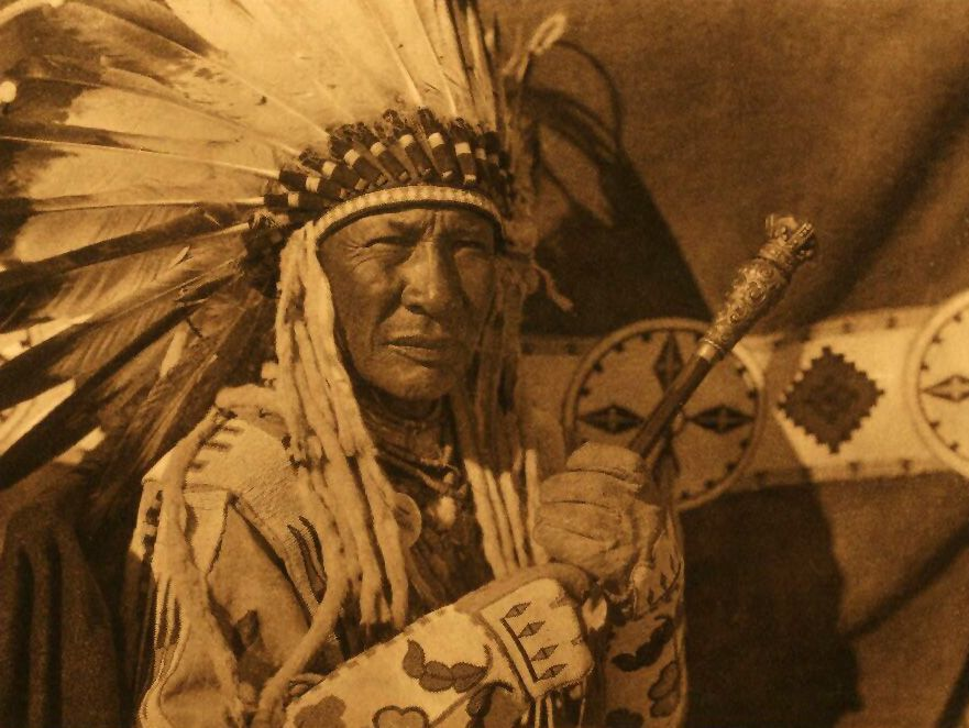 Blackfoot Indian Facts – Native Americans yours truly