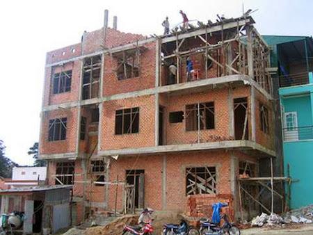 Quy định xử phạt hành chính đối với nhà thầu xây dựng