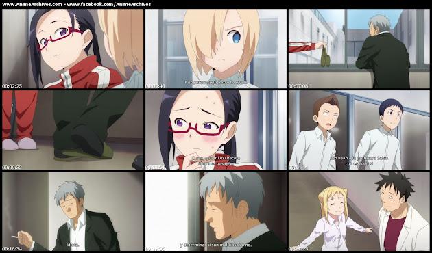 Demi-chan wa Kataritai 7