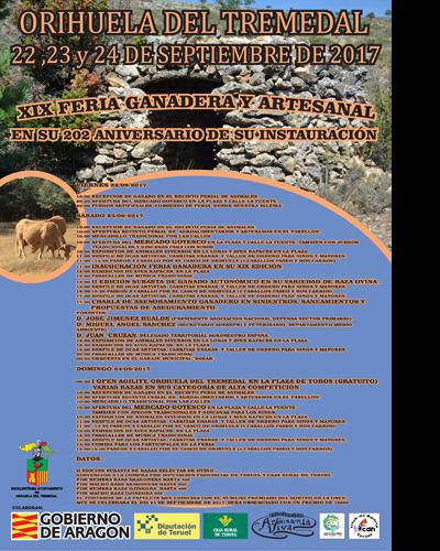 XIX Feria Ganadera y Artesanal