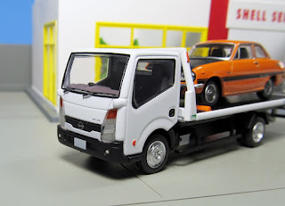 tomica limited vintage tow truck
