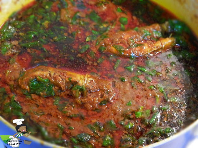 Atama Soup, Abak Atama Soup, nigerian food tv, nigerian soup recipes