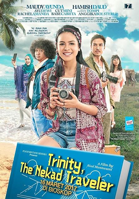 Trinity, the Nekad Traveler (2017) WEB-DL 1080p