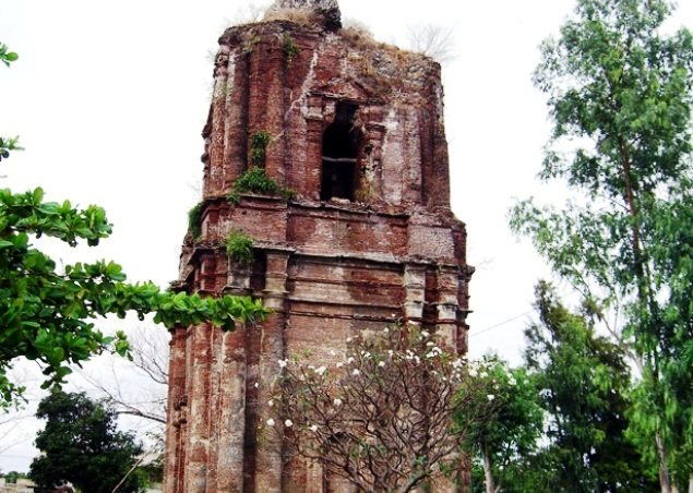 Bowing Belltower of Bacarra
