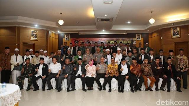 Ulama Se-Bogor Sepakat Makmurkan Masjid daripada Ikut Aksi Demo 299 di Jakarta