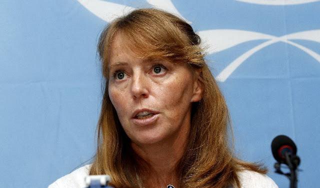 Rhona Smith, rapporteur spécial des Nations Unies sur la situation des droits de l'homme au Cambodge