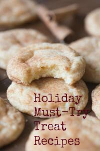 Turning Mommy Holiday Treat Recipe Round-Up