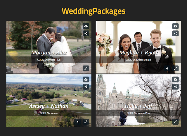 Wedding Film Packages
