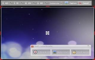 ChrisPC Screen Recorder 1.60 Full Version