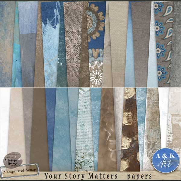 your story matters papers