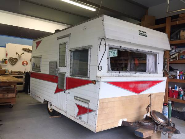 Used RVs 1961 Aloha Travel Trailer For Sale by Owner