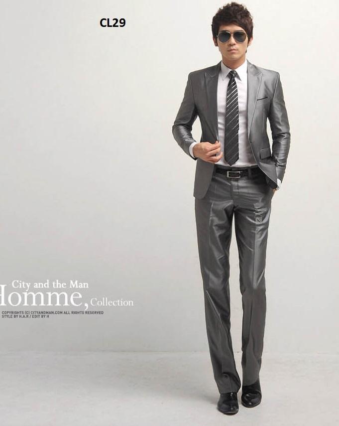 4ed958ac912 CL29 Spring Fashion Suit  Men Korean (end 6 1 2019 12 00 AM)
