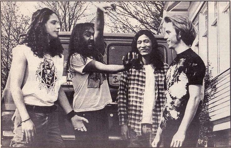 Eddie Vedder 1989