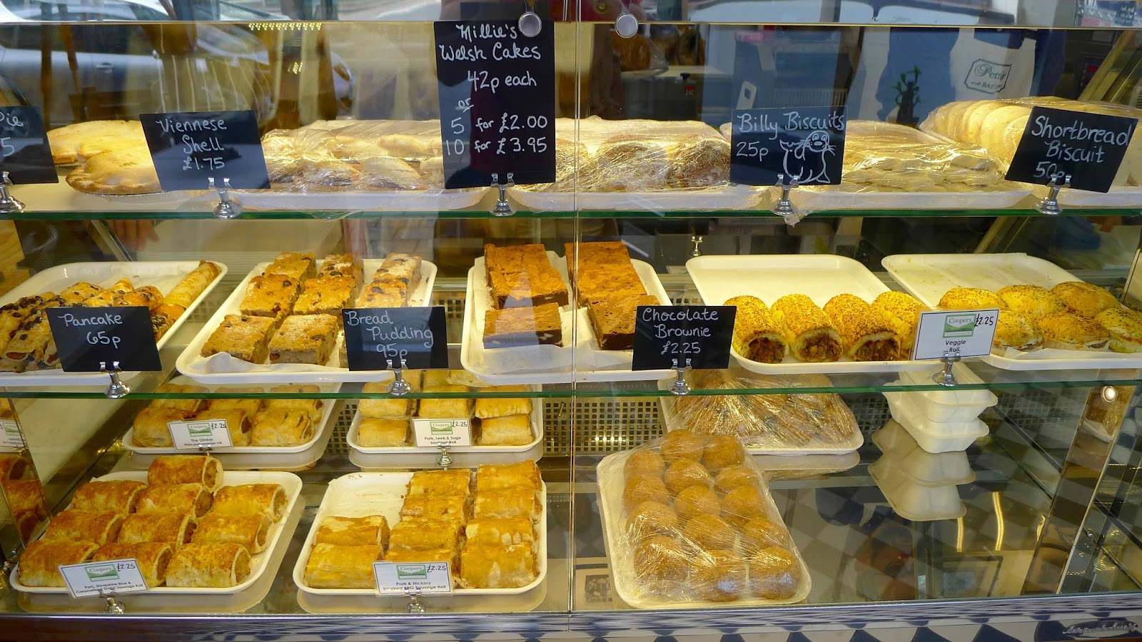 Welsh Cake Shop Cardiff
