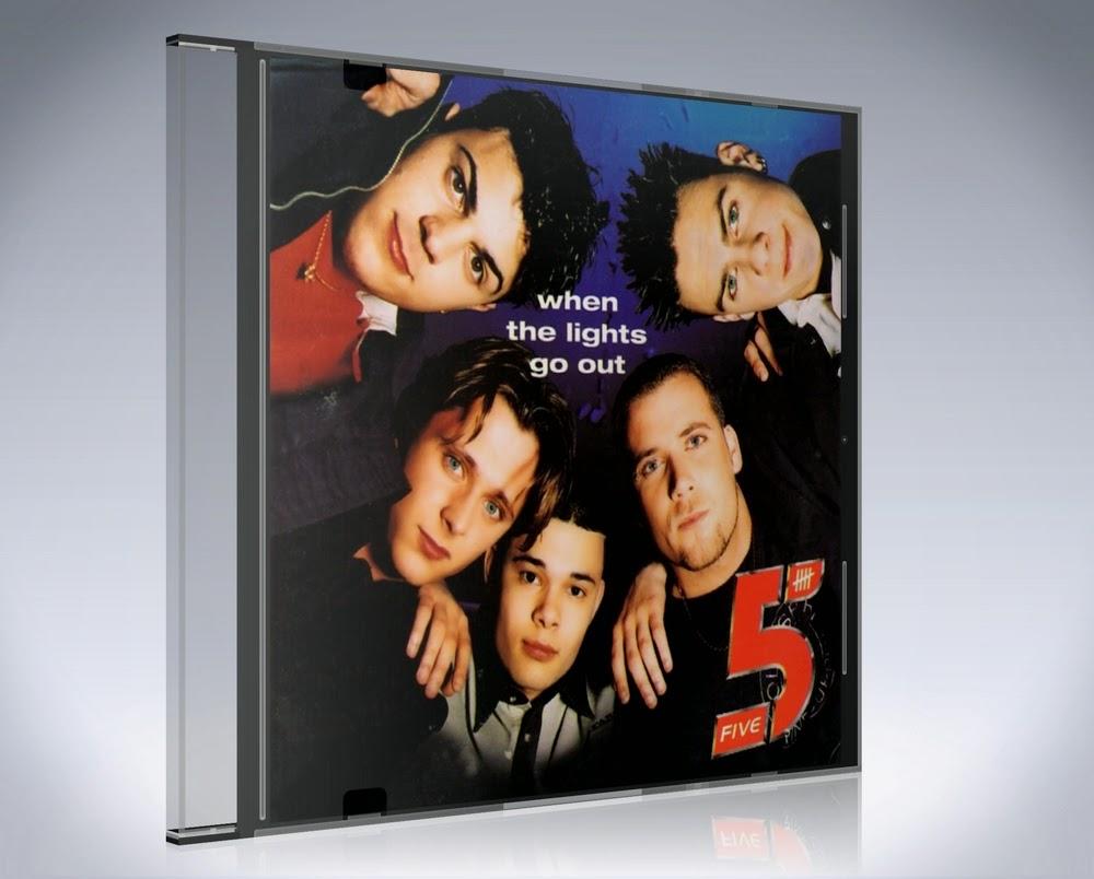 cd 5ive 1998