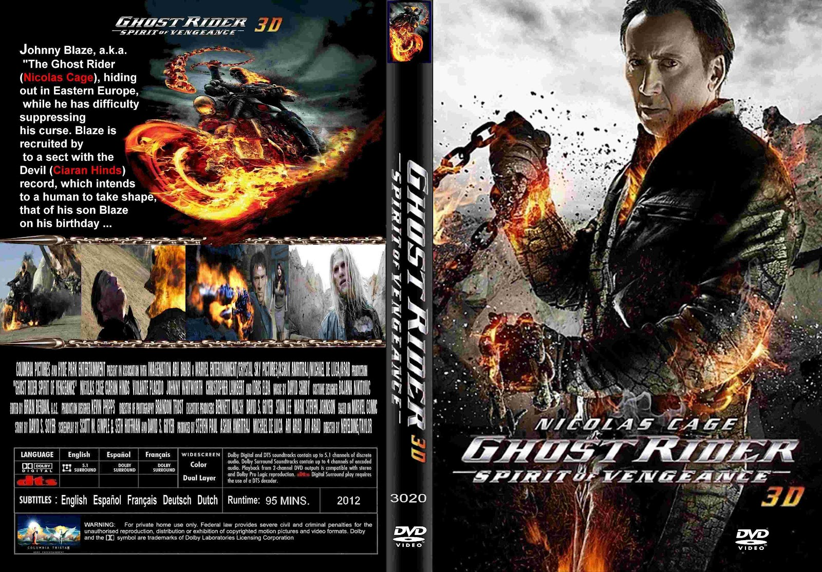 Ghost rider 2 4k (#1969051) hd wallpaper & backgrounds download.