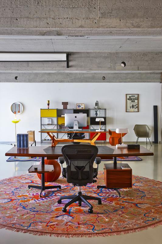 El ecléctico loft de Studio Job en Amberes
