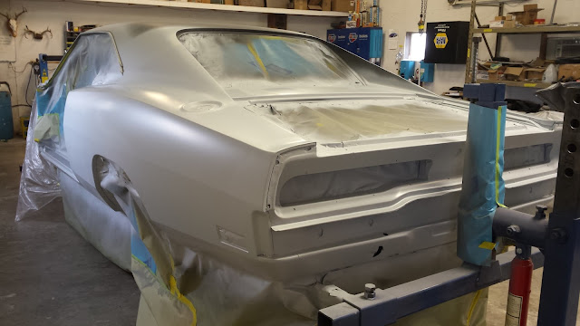 Driven Restorations: From Modest Driver to Mopar Dream Car: Building