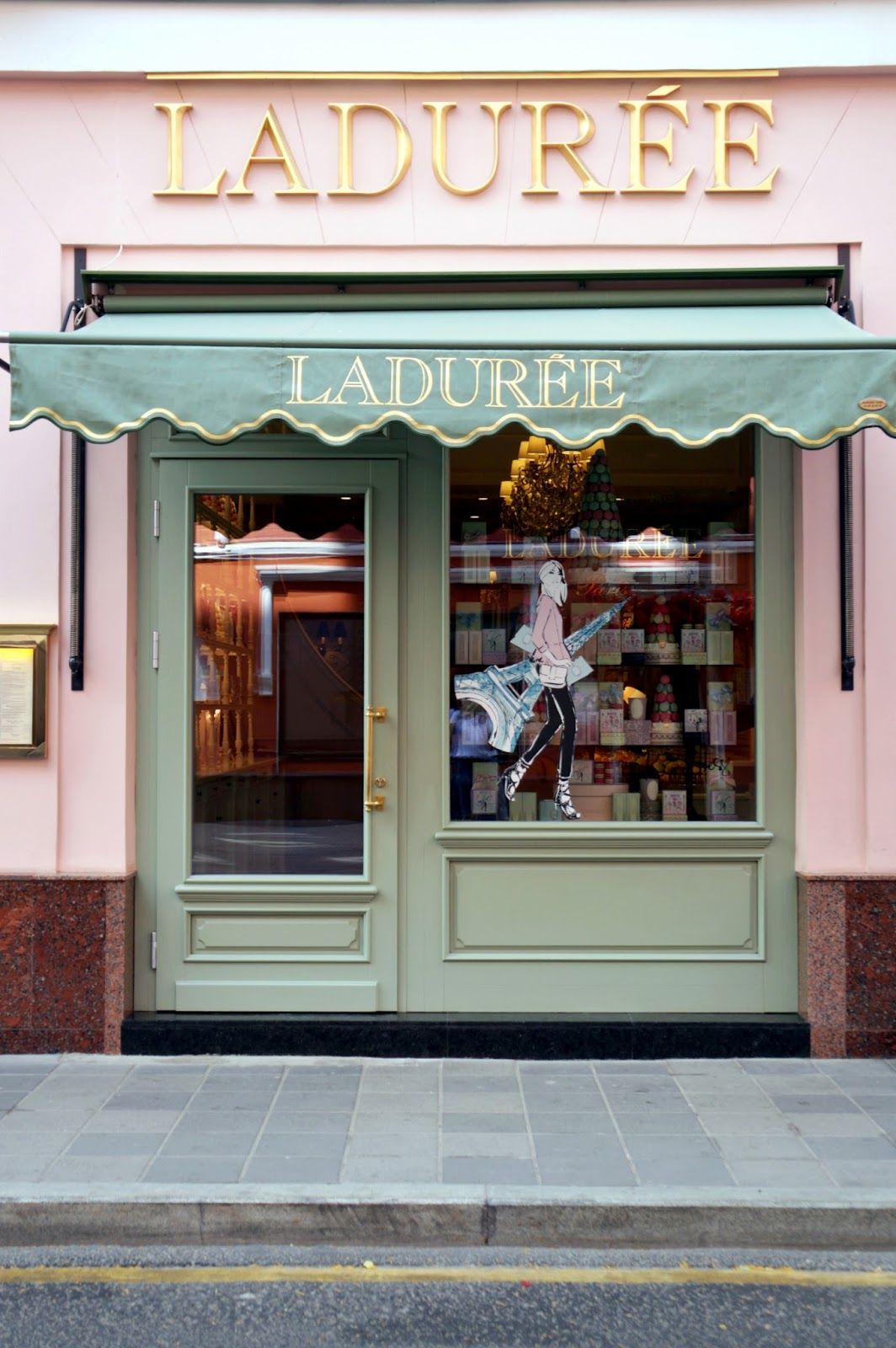 Laduree | Moscow | Cafe
