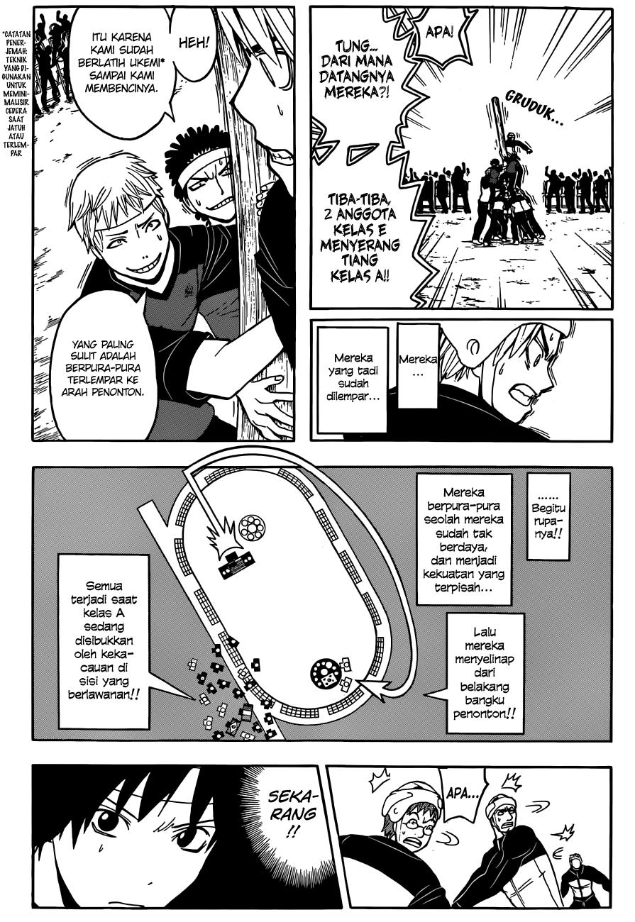 Komik assassination classroom 093 - pemimpin 94 Indonesia assassination classroom 093 - pemimpin Terbaru 7|Baca Manga Komik Indonesia|