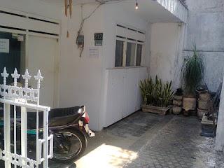 Rumah dikontrakkan di Malang, Karang Besuki