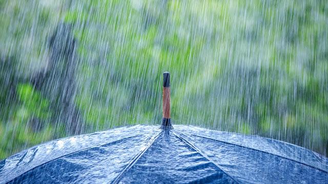 serba pada naik, alhamdulillah hujan tetap saja turun