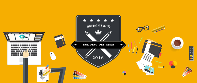 Could You Be Britain's Best Budding Designer - Win £1000 & More Exposure!